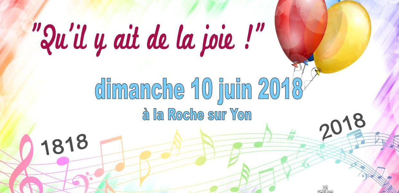 Tous invités le 10 juin !