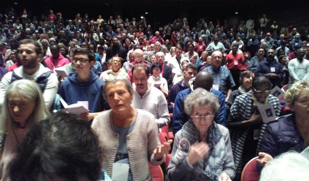 Retraite spirituelle à Nevers (Septembre 2017)