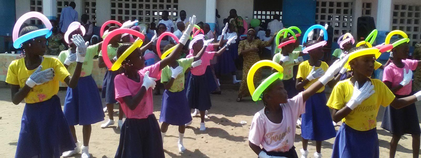 Fête du Bicentenaire au Congo