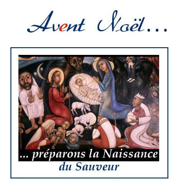 AvEnt Noël… Préparons la Naissance du Sauveur