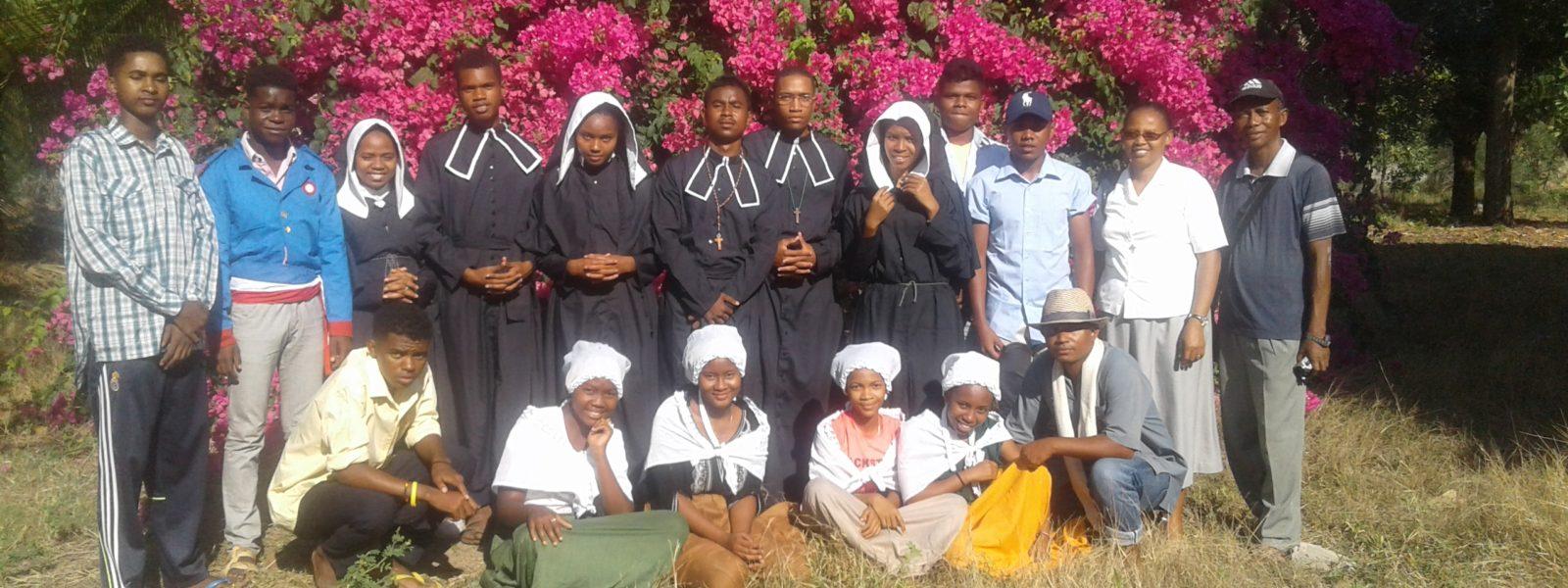 Fête du Bicentenaire à Madagascar