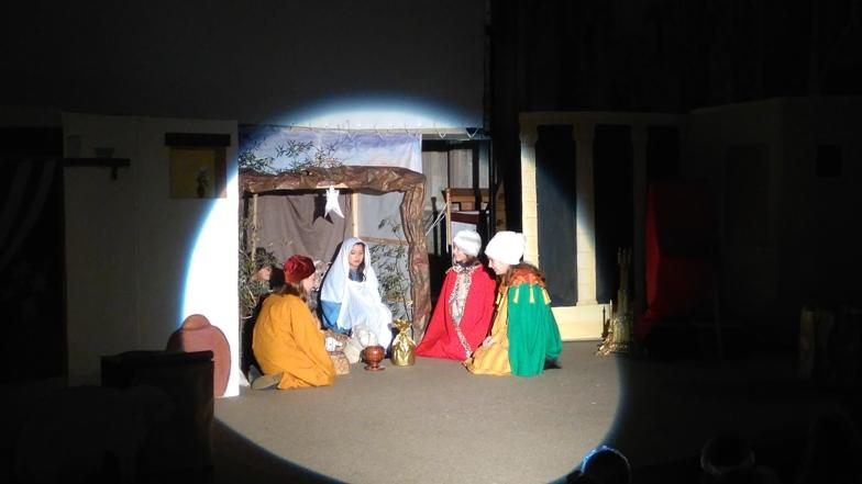 Vivons Noël avec St François d'Assise