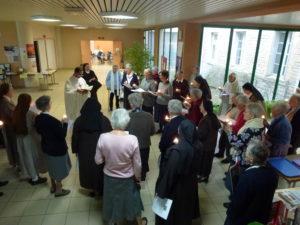 Journée de la Vie Consacrée le 2 Février 2019 à Nevers