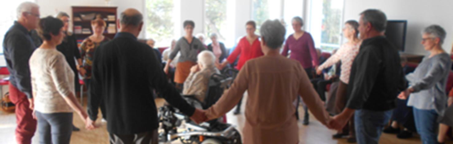 Un après-midi de danse à l'Épiardière