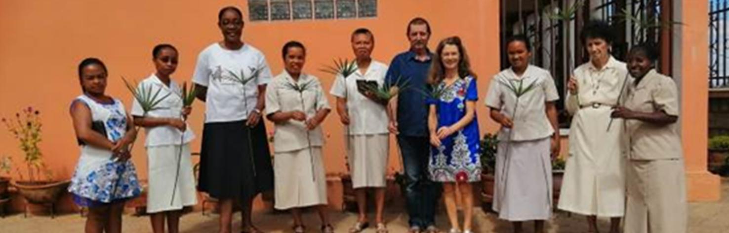 Rameaux 2020 à Madagascar