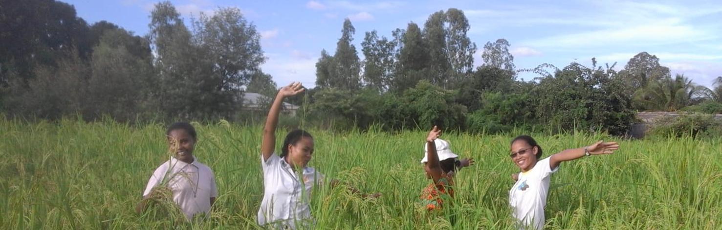 La fierté des postulantes de Mahajanga !