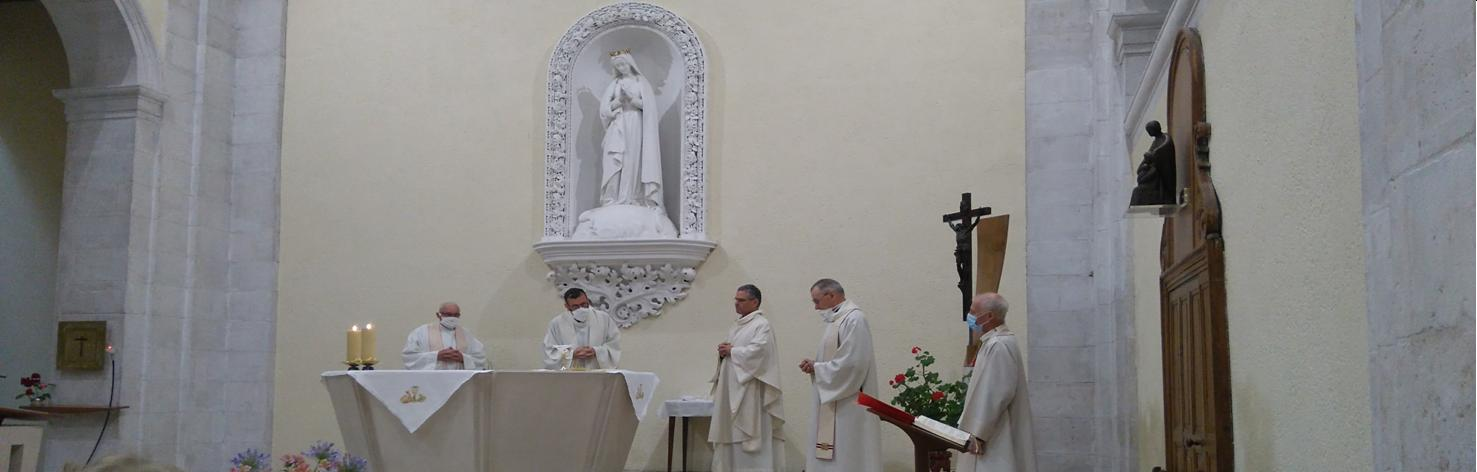 Fêtes des Sacrés-Coeurs de Jésus et de Marie