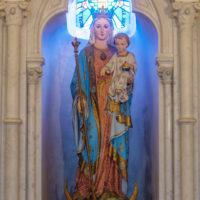 La Vierge et l'Enfant de Bourgenay