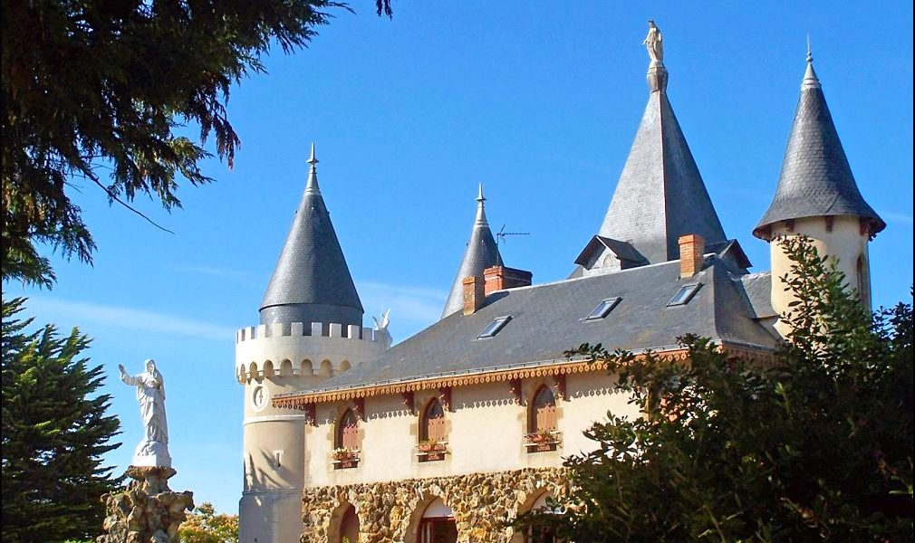 Une semaine de vacances à Bourgenay