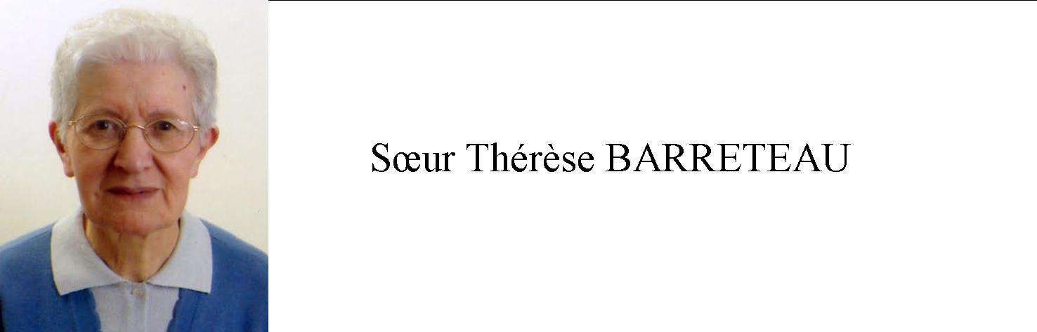 Au revoir Sœur Thérèse