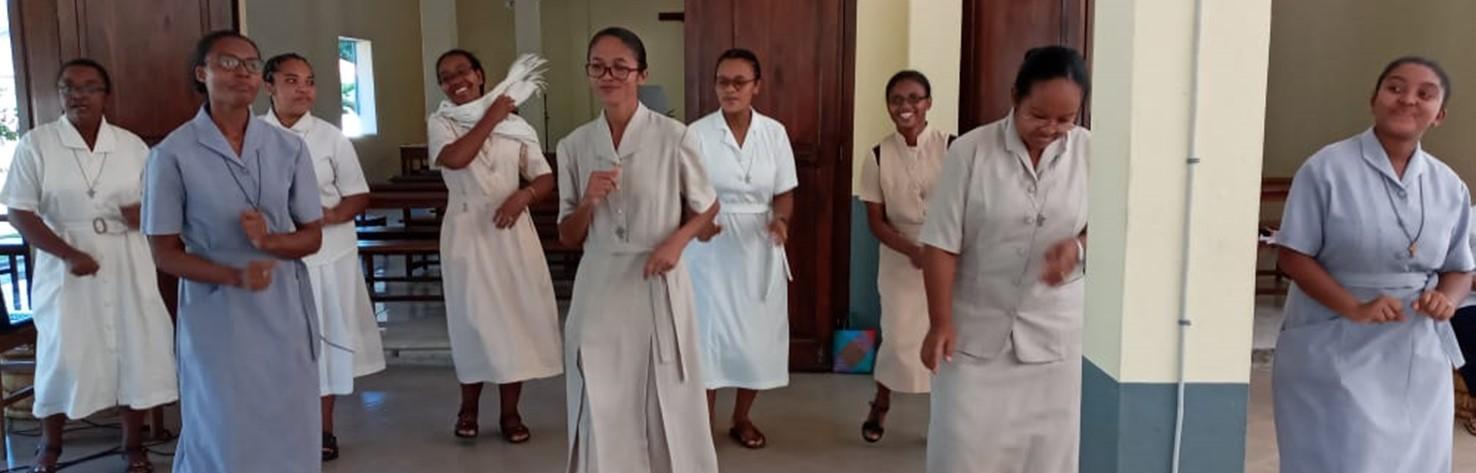 Échos de la fête des Sacrés Coeurs à Mahajanga (Madagascar)